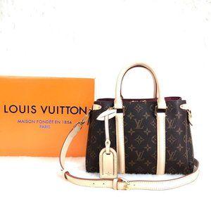 Louis Vuitton Soufflot BB 29x19cm Brand New